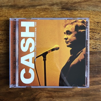 Johnny Cash - 24 March 1995 -...