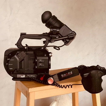 Rusel Sony PXW-FS7 Camcorder mit...