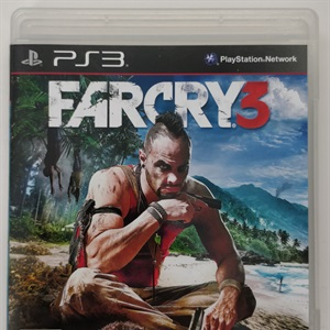 Laserzone Playstation 3 Game FAR CRY 3 -...