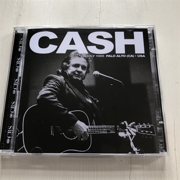L. Rutschmann Johnny Cash - 23 July 1995 -...